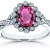 Kobelli Jewelry Pink Sapphire Engagement Ring