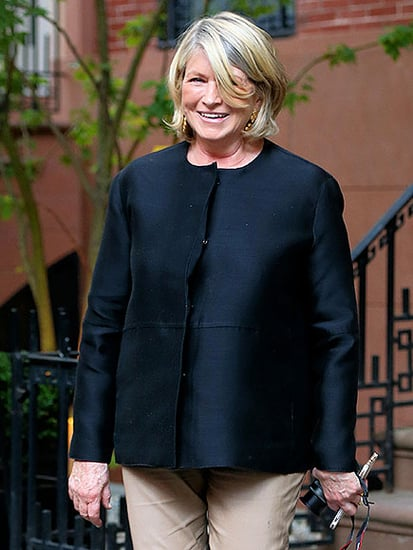 Martha Stewart Says Former Business Partner Donald Trump Is 'Totally Unprepared' to Be President