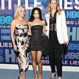Reese Witherspoon, Zoë Kravitz, and Laura Dern