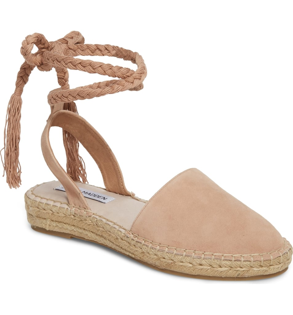 b6db7558368 Steve Madden Mesa Wraparound Espadrilles | Nordstrom Shoes on Sale ...