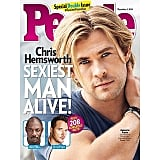 We can definitely get behind People's decision to crown Chris Hemsworth as the Sexiest Man Alive for 2014.