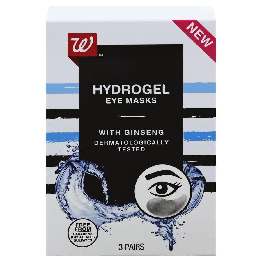Hydrogel Eye Masks