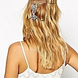 ASOS Jewelled Back Crown Headband