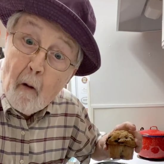 Please Watch This 81-Year-Old Man's Cooking Videos on TikTok