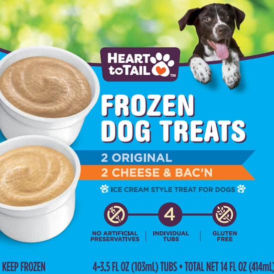 Aldi Heart to Tail Ice Cream For Dogs