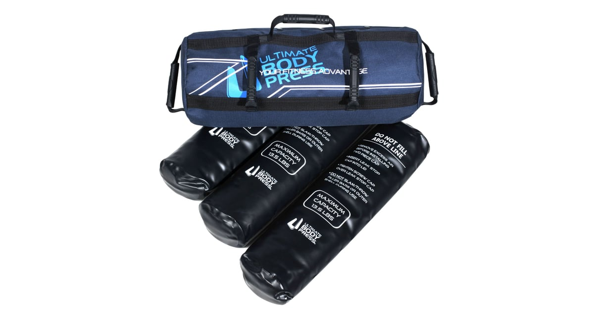Ultimate Body Press Exercise Sandbag With Filler Bags Experts Shared Their Top Amazon Fitness Gear Under 150 To Upgrade Every Workout Popsugar Fitness Photo 12