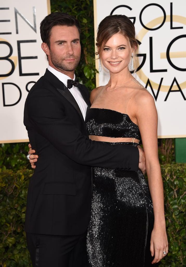 Adam Levine's Wife Pregnant