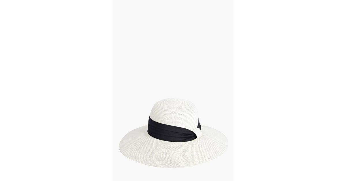 2ca74743 Boohoo Anna Floppy Hat With Band Trim ($14) | Summer Hats | POPSUGAR  Fashion Photo 23