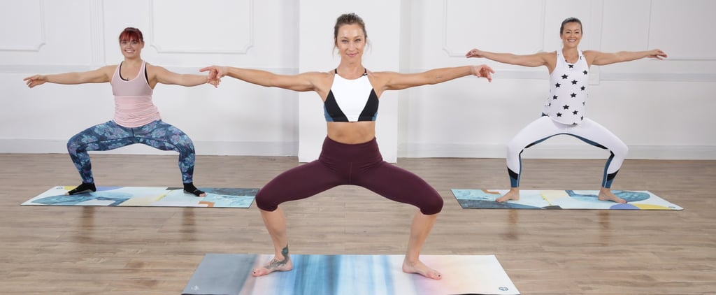 This Full-Body Barre Workout Keeps You Moving While You Sculpt