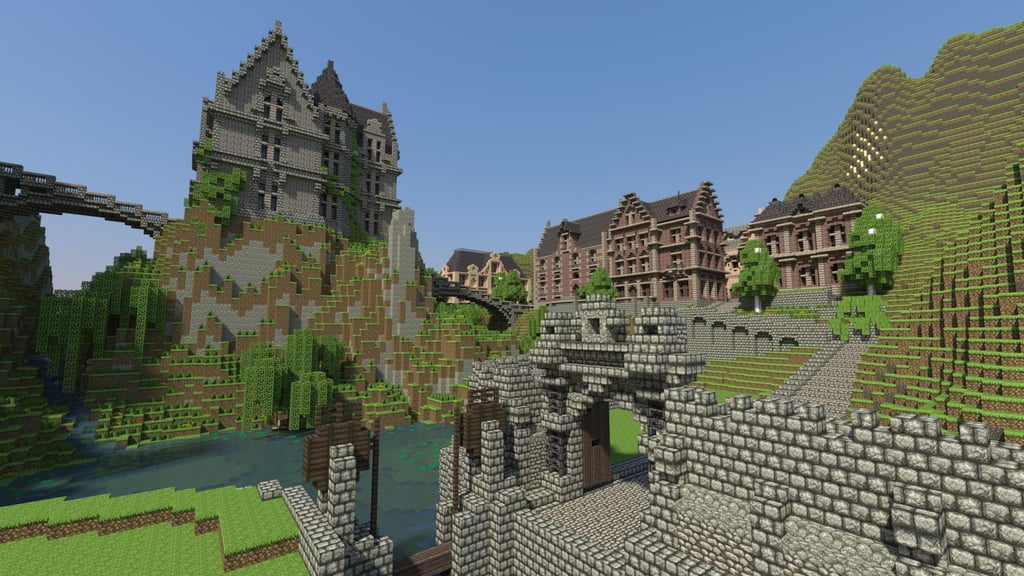If Your Child Likes Minecraft, They'll Love . . .