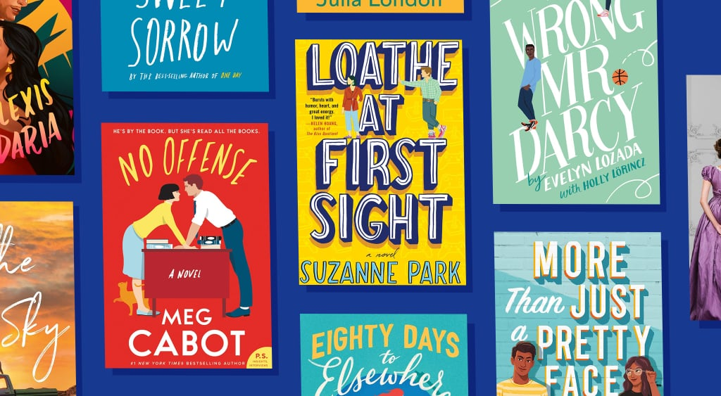 New Romance Books in August 2020