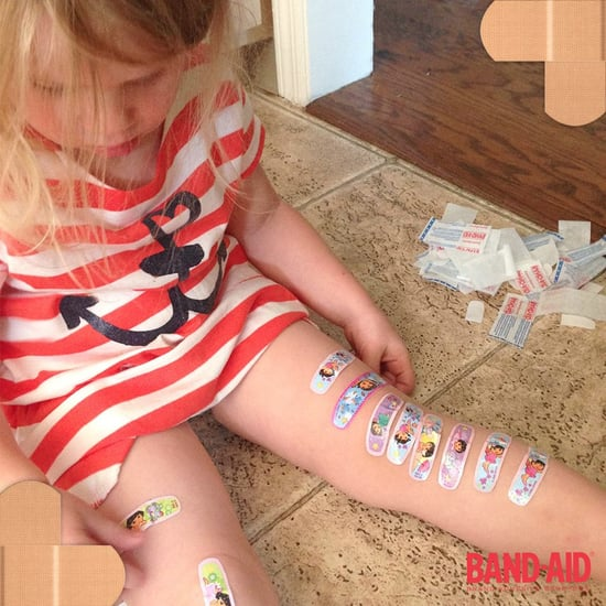 Band Aids and Kids
