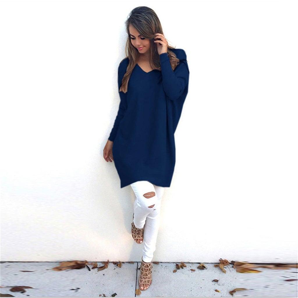 Fullin V-Neck Loose-Fit Sweater