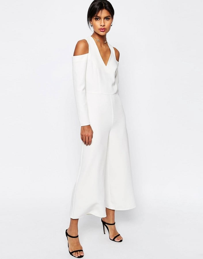 3 white dresses n jumpsuits