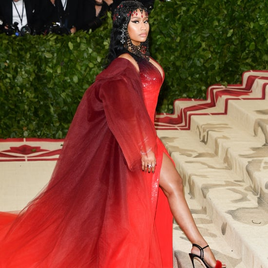 Nicki Minaj Quotes About Her Album Queen and Princess Diana