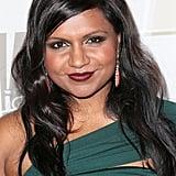 Mindy Kaling in 2012