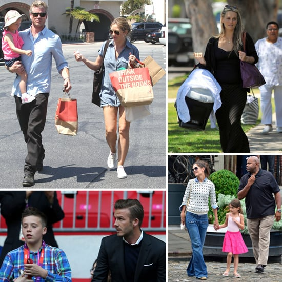 Celebrity Family Pictures | July 2012
