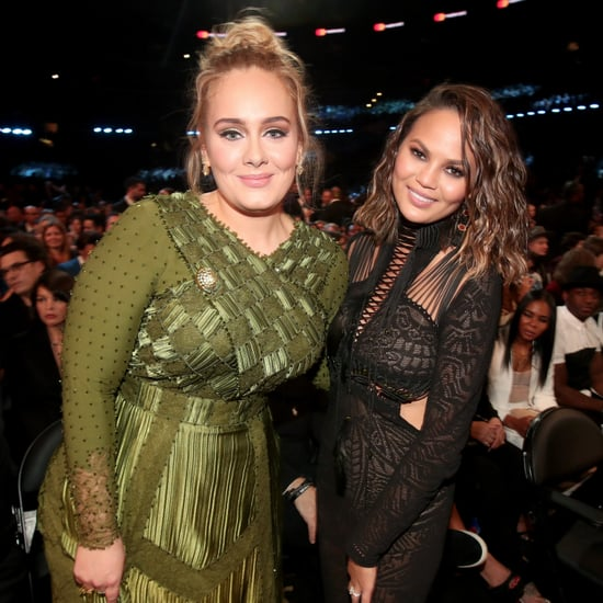 Adele With Other Celebrities | Pictures