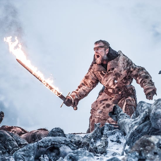 How Does Beric Make His Sword Catch Fire on Game of Thrones?
