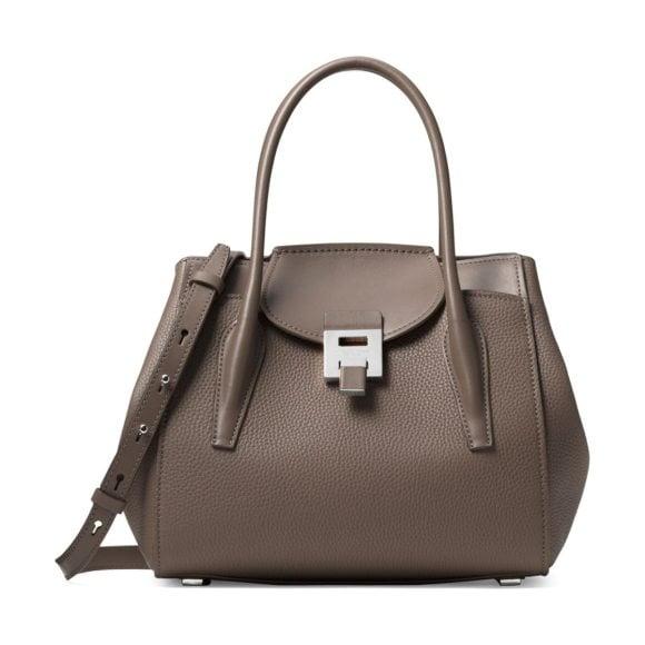 Michael Kors Bancroft Medium Leather Shoulder Bag