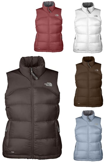 Get Your Butt in Gear: North Face Down Vest