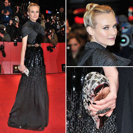 See Diane Kruger's Giambattista Valli Gown From All Angles at the 2012 Berlin Film Festival