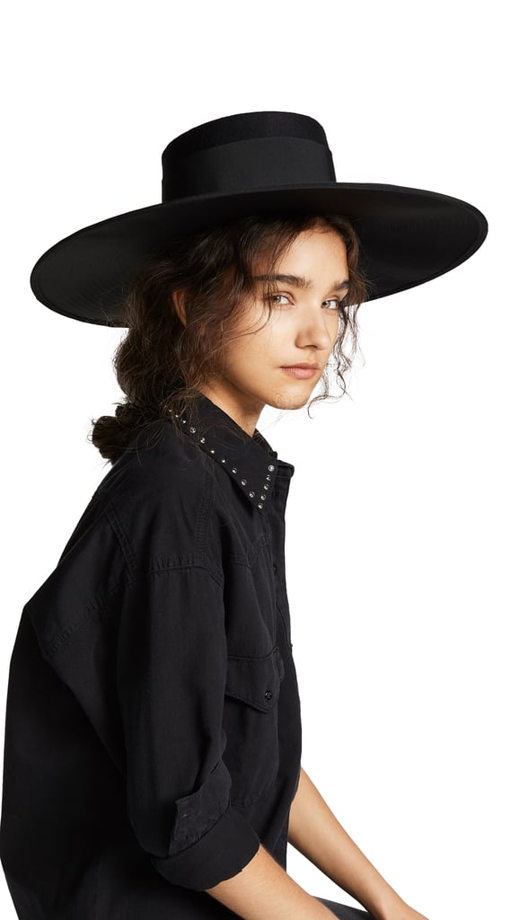 c0d7999e1521fd Marc Jacobs Wide-Brimmed Hat | Best Holiday Gifts For Beyonce Fans ...