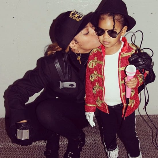Beyonce's Family Halloween Costumes