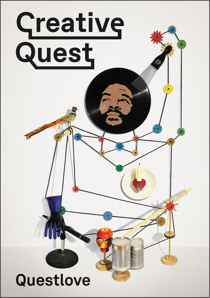 Creative Quest by Questlove, Out April 24