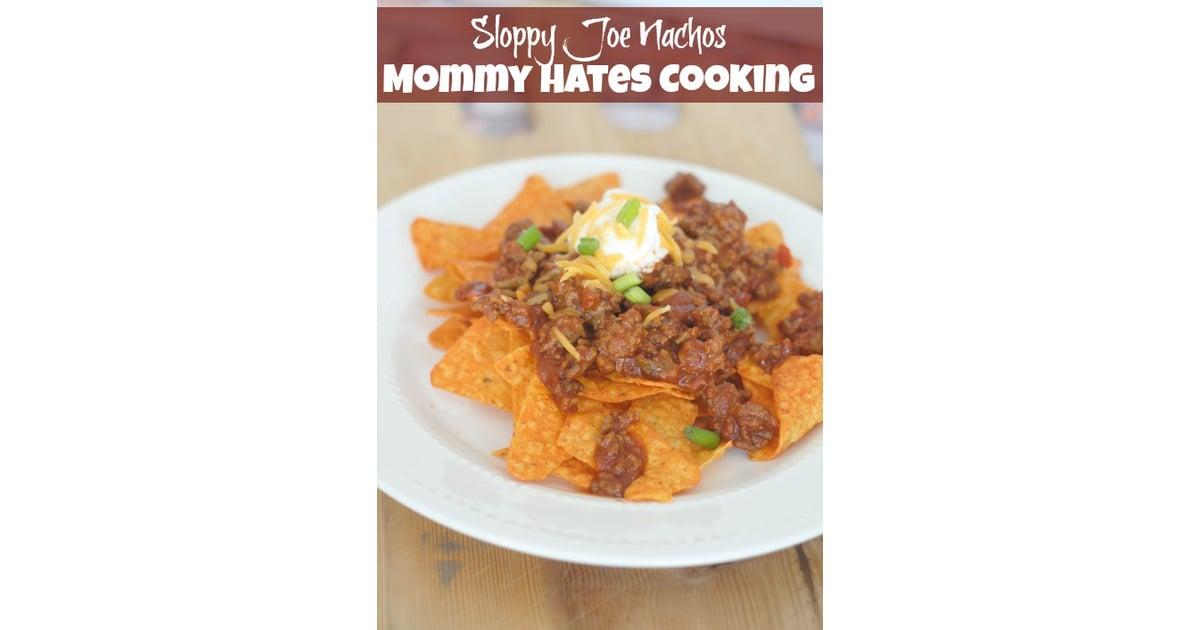 Sloppy Joe Nachos With Doritos   $5 Meals   POPSUGAR Smart ...
