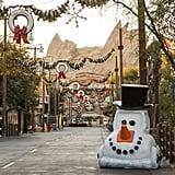 Disney California Adventure: Cars Land Entrance