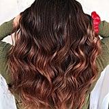 """Raspberry Bourbon"" Hair Colour Trend"