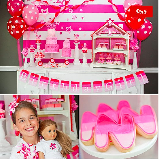 An American Girl Party