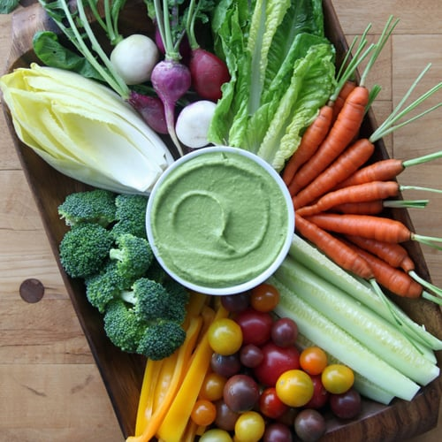 Green Goddess Dip and Dressing
