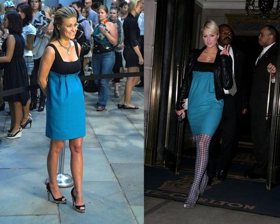 Who Wore It Better? Diane von Furstenberg Rosario Dress