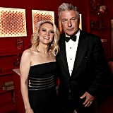 Pictured: Kate McKinnon and Alec Baldwin