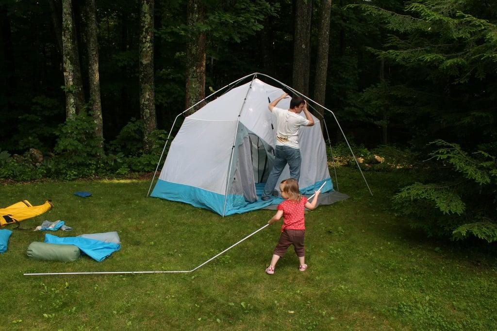 He's a Camper