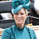 Zara Tindall at Royal Ascot