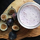 Fig Honey Yogurt Smoothie