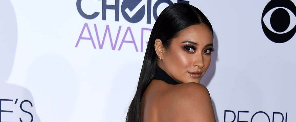 The Pretty Little Liars Cast Brings All the Flame Emoji to the PCAs
