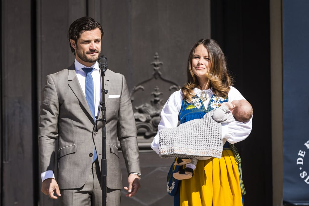 Swedish Royals at National Day Celebration Pictures 2016