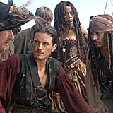 Will Turner, Pirates of the Caribbean