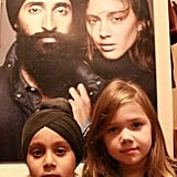 The Next Generation of the Sikh Gap Ad