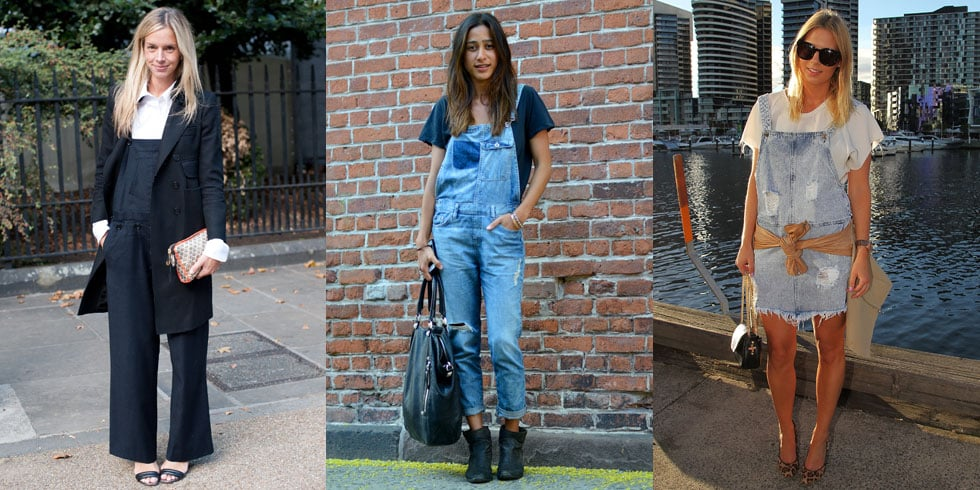 Wearing Dungarees Is Actually This Easy