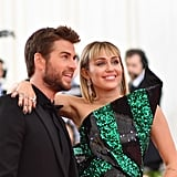 In May 2019, Liam attended his first-ever Met Gala with Miley.
