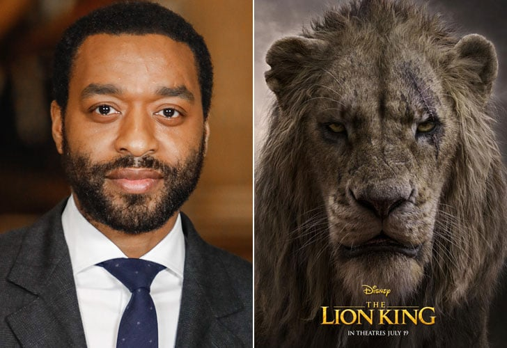 who plays scar in the lion king reboot