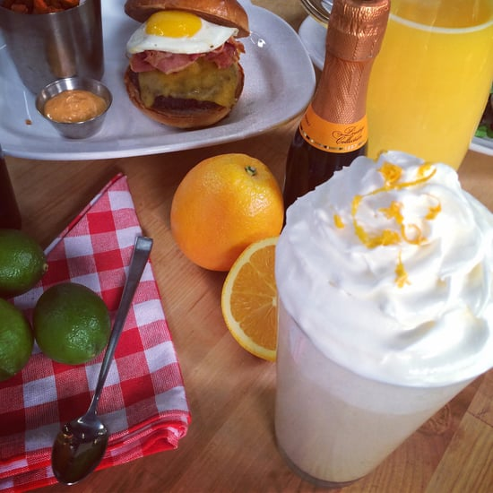 Mimosa Milkshake Recipe