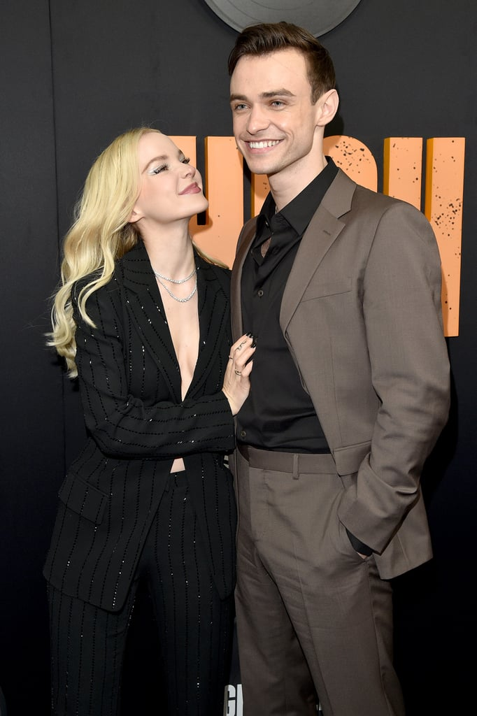 Aw! Dove Cameron Adorably Supports Boyfriend Thomas Doherty at the High Fidelity Premiere