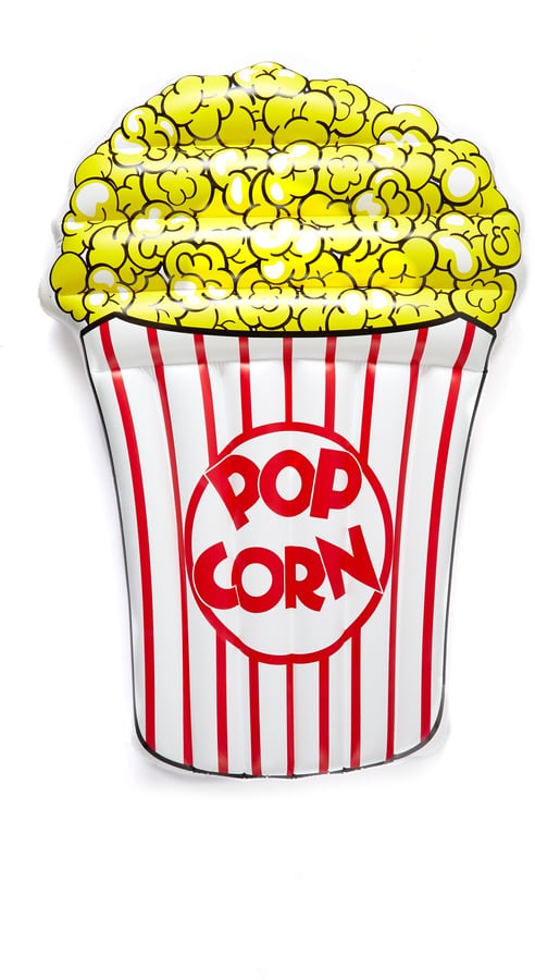 Gift Boutique Giant Popcorn Pool Float
