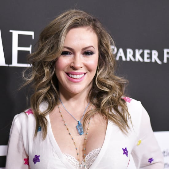 Alyssa Milano Opens Up About Post-COVID-19 Hair Loss